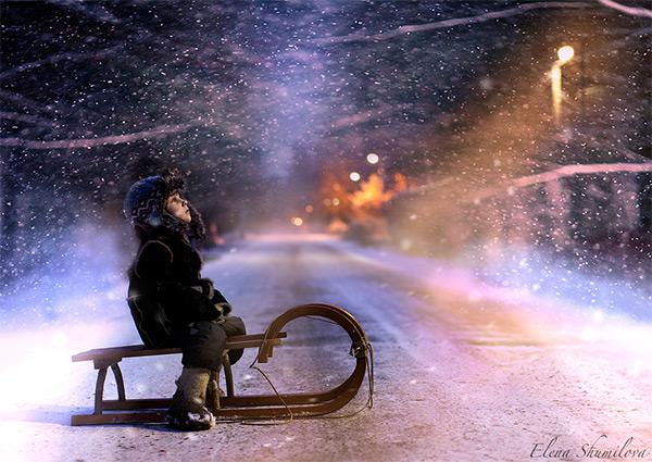 One_winter_night